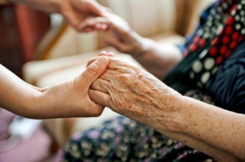 Grandma-Hands