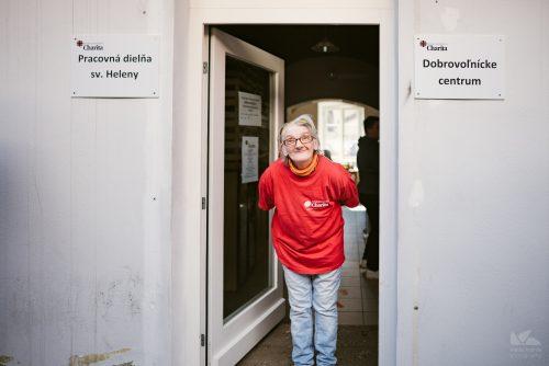 Prezident SR na návšteve v Trnavskej charite