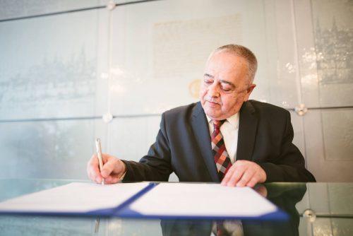 Podpis Memoranda o spolupráci k projektu streetwork